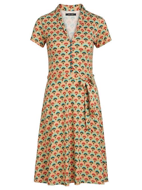 Emmy Dress Carmel Pearly Dew by King Louie