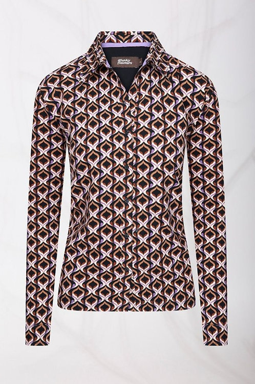 Blouse the Melody by 4 Funky Flavours