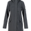 Thumbnail: Wild Weather Long Anorak Grey by Blutsgeschwister