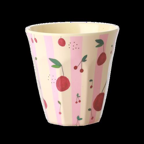 Cherry Beker Melamine by Rice