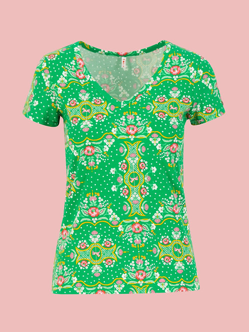 Sunshine Camp T-shirt by Blutsgeschwister