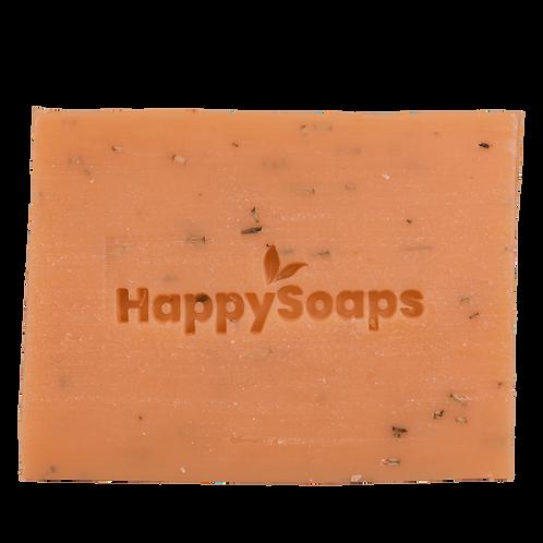 Happy Body Bar Arganolie en Rozemarijn by Happy Soaps