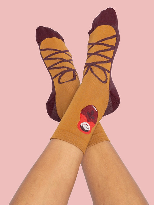 Blutsgeschwister Sensational Steps Socks Masha Matroshka