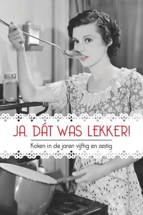 Kookboekje Ja, dat was lekker.