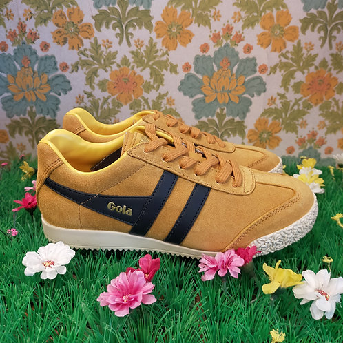 GOLA HARRIER SUEDE Sun/Navy