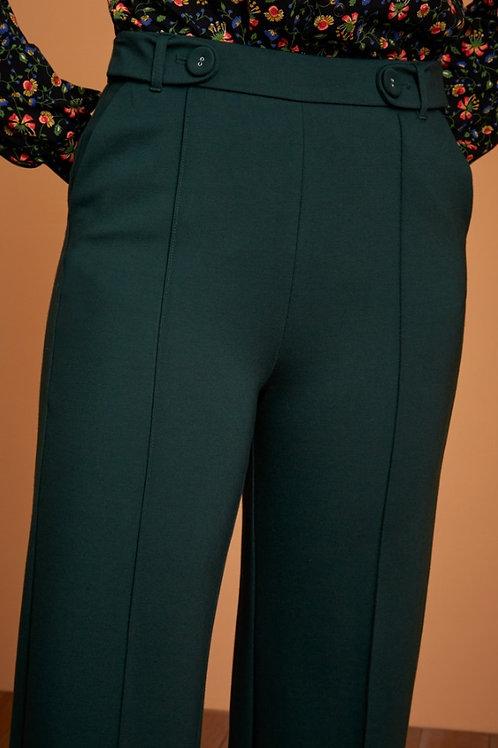 Garbo Pintuck Pants Uni Rodeo by King Louie