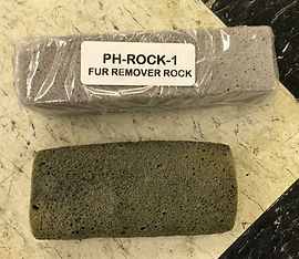 Pet Hair Rock