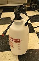 Pump Up Sprayer