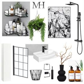 Bathroom Mood Board
