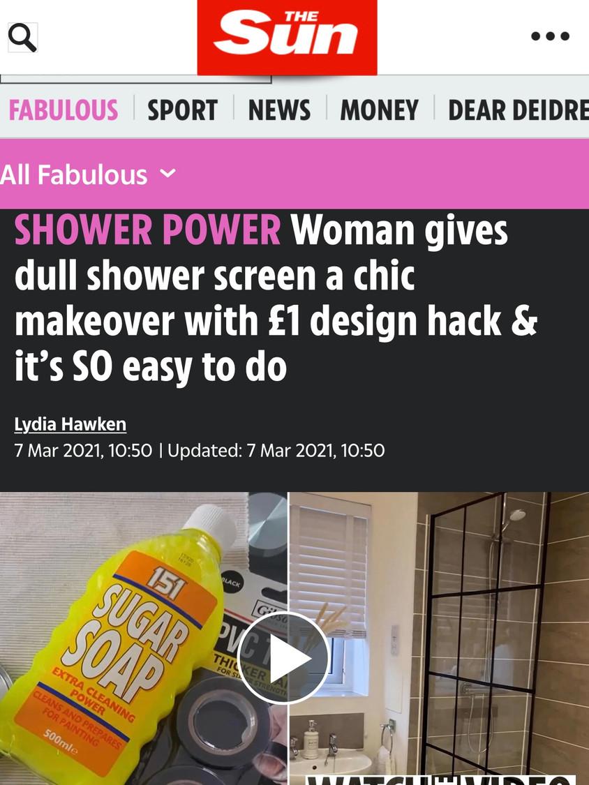 The Sun Article