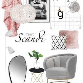 Office Finishing Touches Mood Board