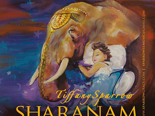 Sharanam Album Mantras Kirtan