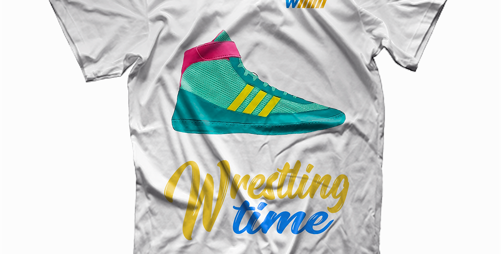 Wrestling time