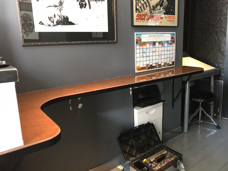 Création bureau