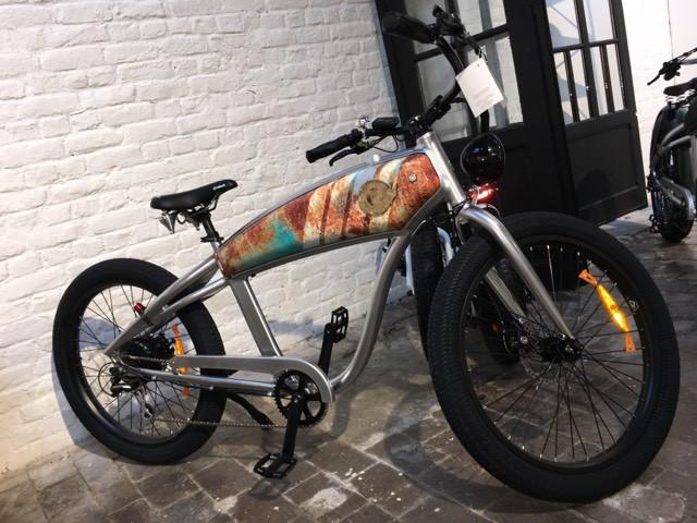 Customisation vélo