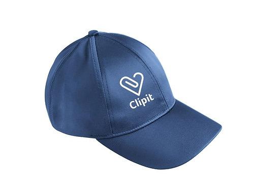 Clipit Baseball Cap - Navy