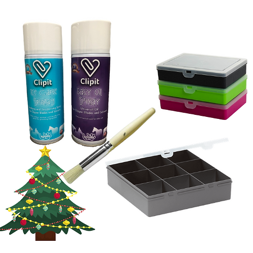 Clipit Blade Care Christmas Bundle 4