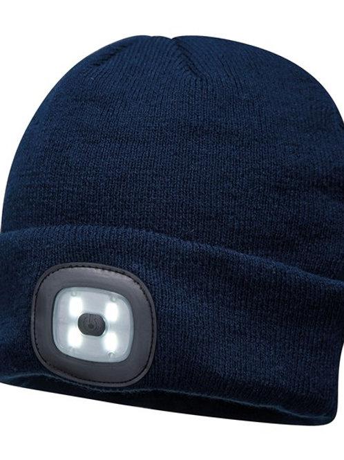 Beanie Hat - LED Headlight