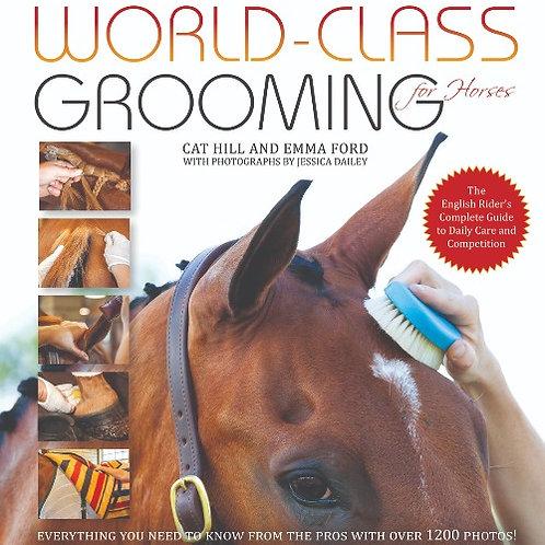 World Class Grooming Book