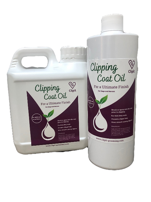 Clipping Coat Oil