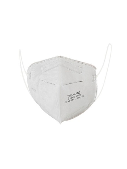 4 Ply Respirator Face Mask - Pack of 3