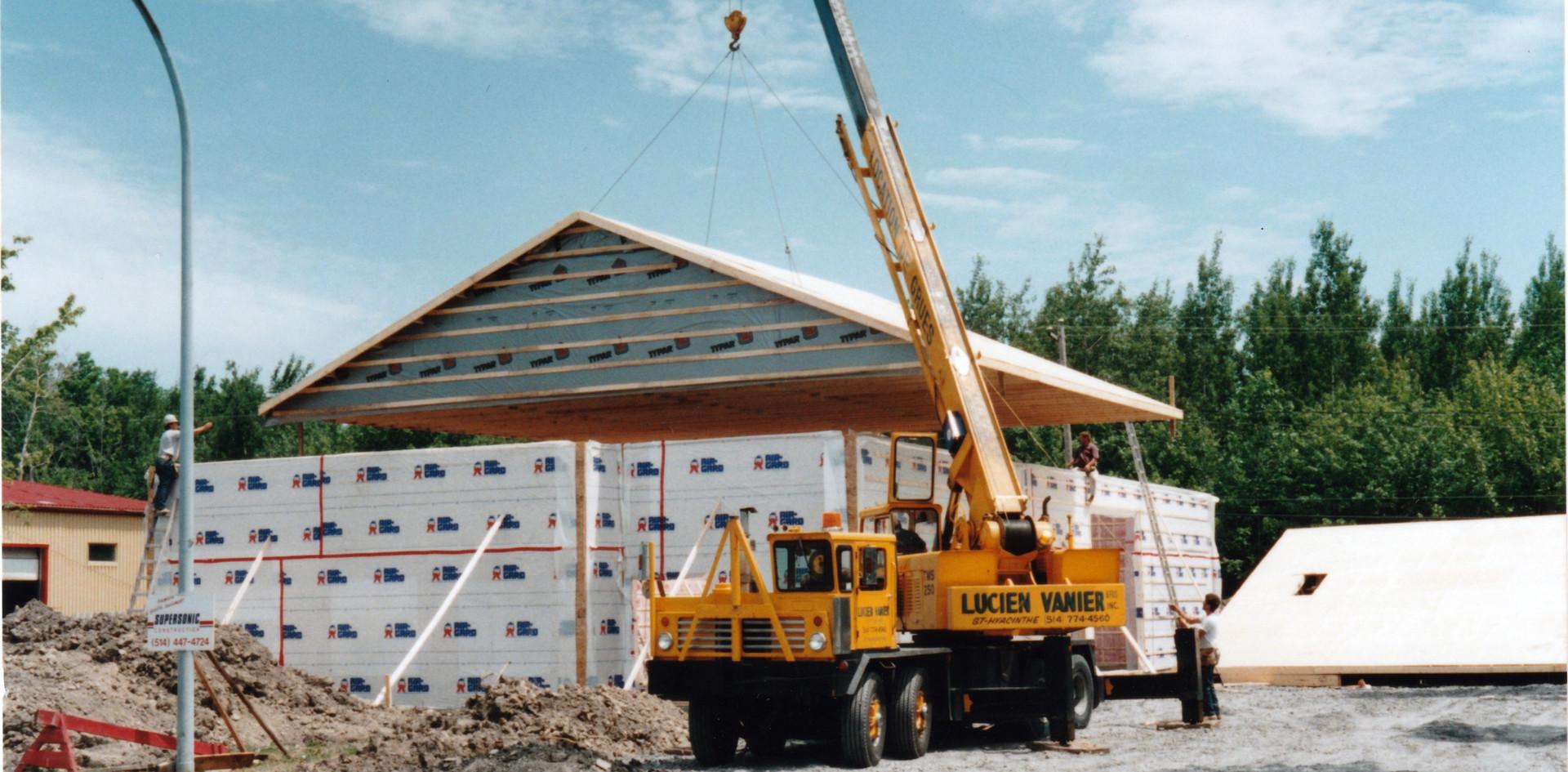 Un toit pour vous accueillir!