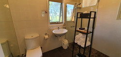 Barn bathroom