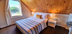 Barn loft bedroom