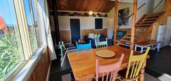 Barn living/dining