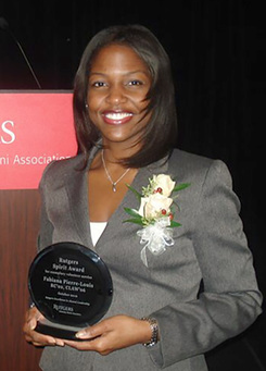 Fabiana Pierre-Louis, the First Black Woman to sit on the High Court in the Garden State