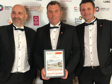 LABC BUILDING EXCELLENCE AWARDS - 2017