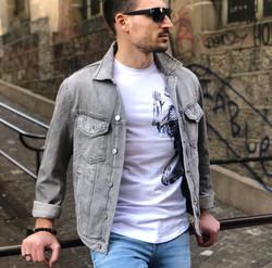 Veste en Jeans Antony Morato Fashion Vicitm Shop