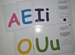 Caderno AEIOU