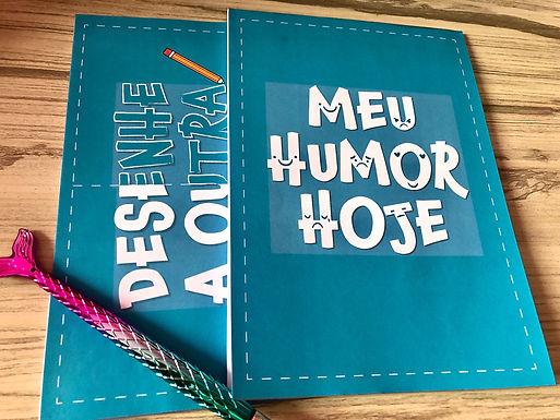 Kit Bloco do humor