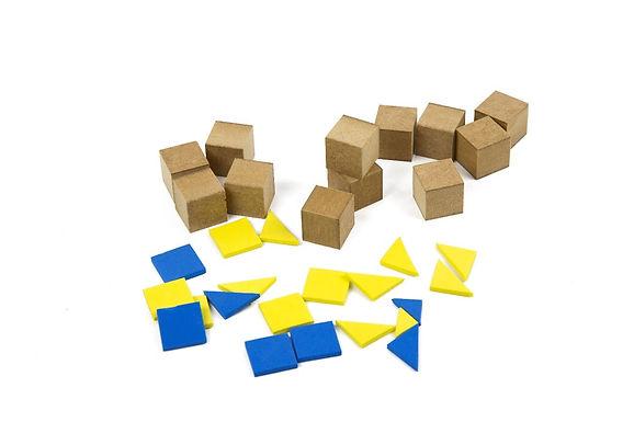 Kit Áreas e Volumes