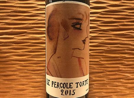ワイン紹介 Vol.3 Le Pergole Torte(ペゴール・トルテ)