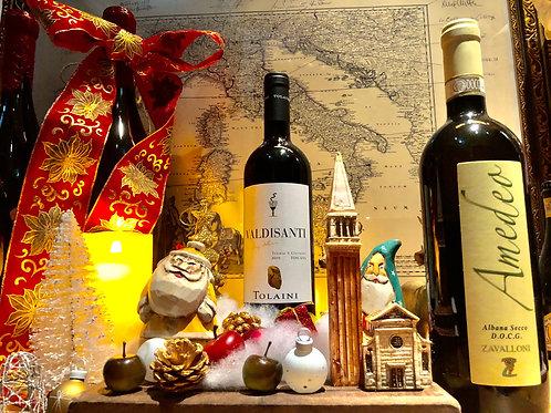 🎁ワインの贈り物🍷【絶対美味しいイタリアワイン!2本セット】
