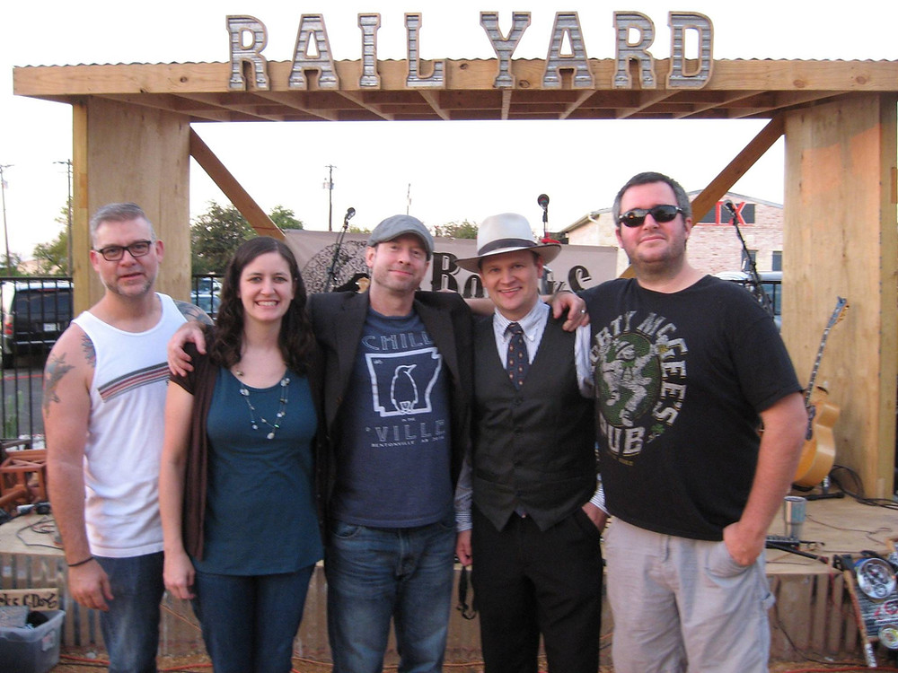 the bodarks at frisco rail yard