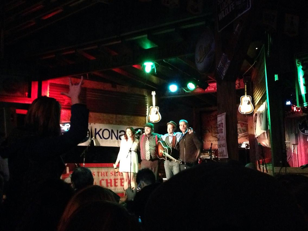 The Bodarks at Shiner Rising Star