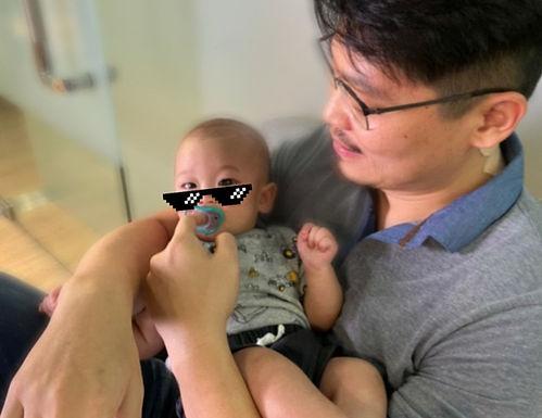 妳的寶寶長好小喔...