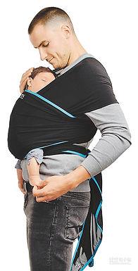 親愛寶貝-揹巾穿戴好時尚 寶寶坐好坐滿