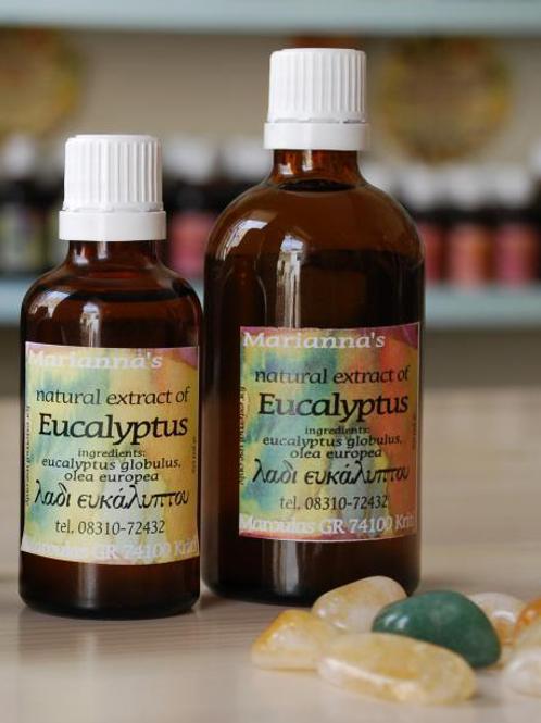 Натуральный экстракт эвкалипта (Eucalyptus Globulus)