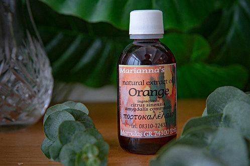 Натуральный экстракт апельсина (Citrus Auratica)