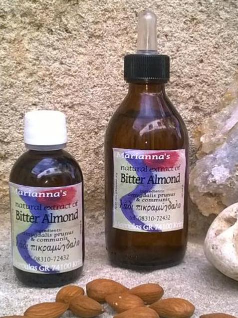 Горькое миндальное масло (Amygdalus communis)