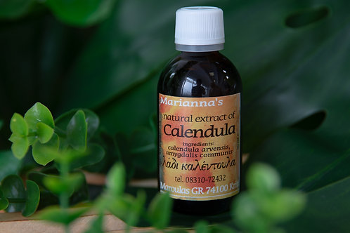 Натуральный экстракт календулы (Calendula Arversis)