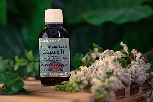 Натуральный экстракт мирры (Commiphora Myrna)