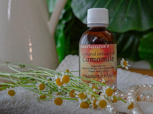 Натуральный экстракт ромашки (Matricaria Chamomilla)