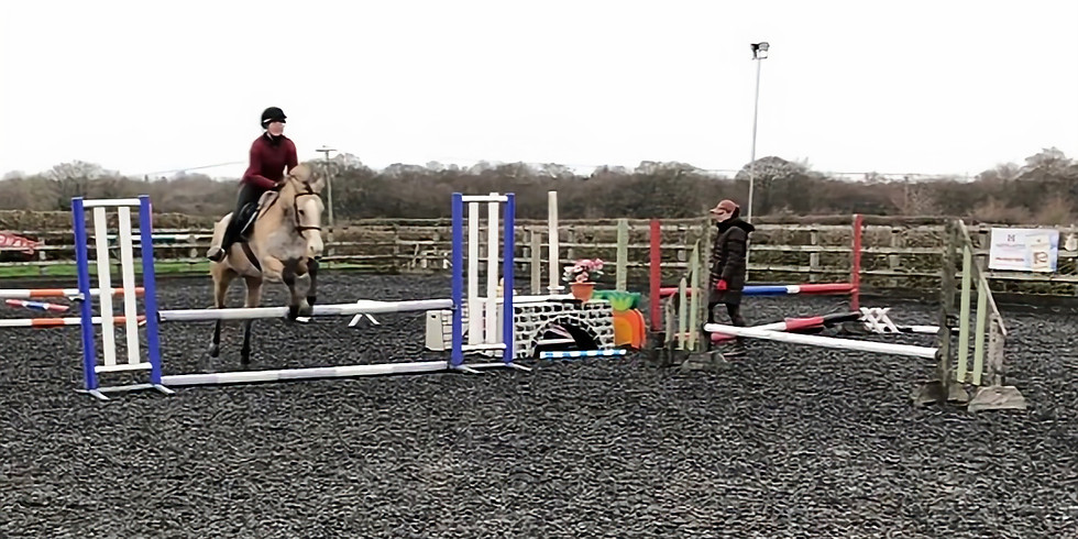 Simulated Arena Eventing Session with Ellie Balian