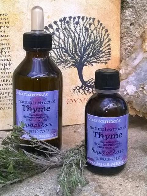 Натуральный экстракт тимьяна (Thymus Vulgaris)