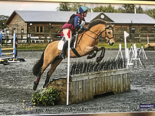 Success at Riding Club National Arena Eventing Championships!